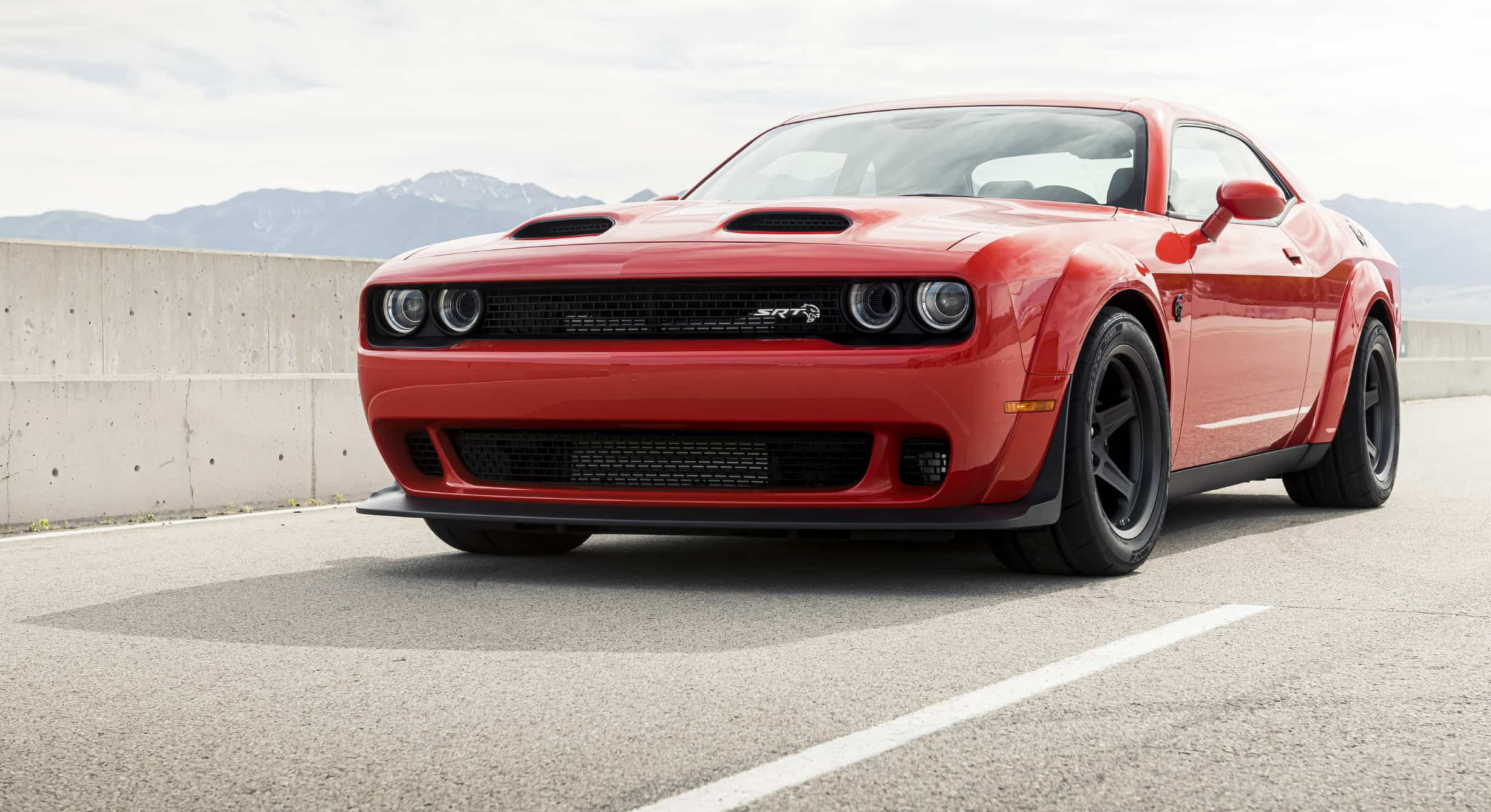 Fireworks Dodge Introduces Hellishly Powerful Charger Challenger