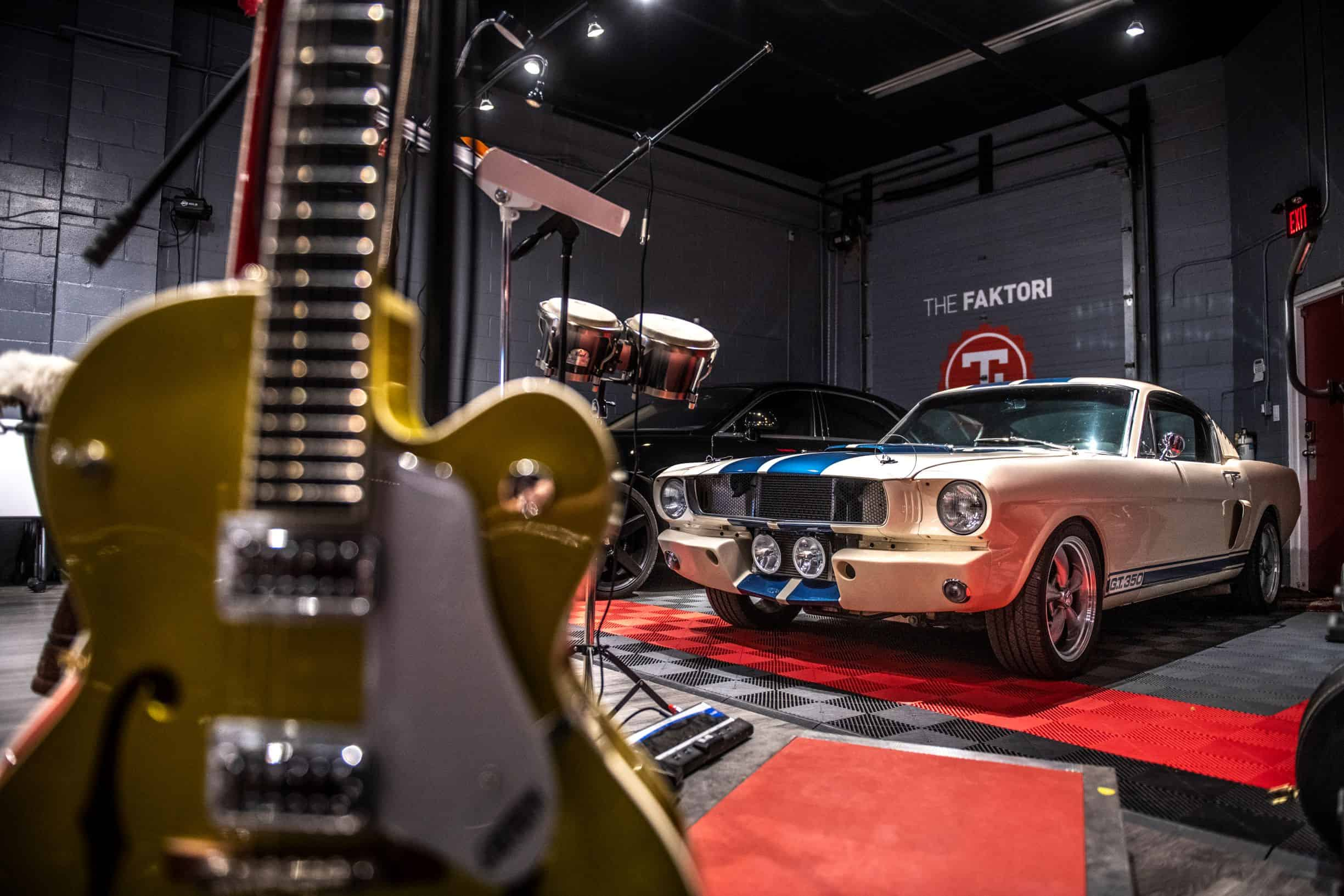 1965 Shelby GT350 photographed by Lucas Scarfone