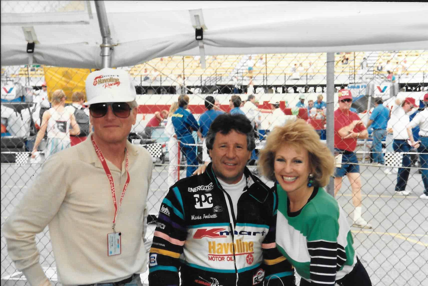 Can-Am, Marilyn Fox: The first lady of the Can-Am, ClassicCars.com Journal
