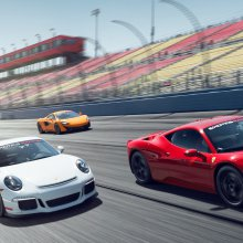 July is the Journal's Track Days Month