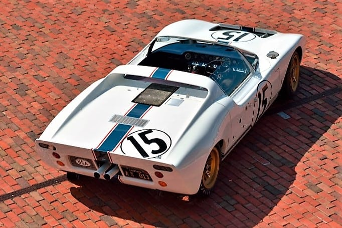 gt, Only GT40 roadster raced at Le Mans is on Mecum's Indy docket, ClassicCars.com Journal