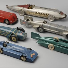 Beaulieu re-opens with display of toy and pedal cars