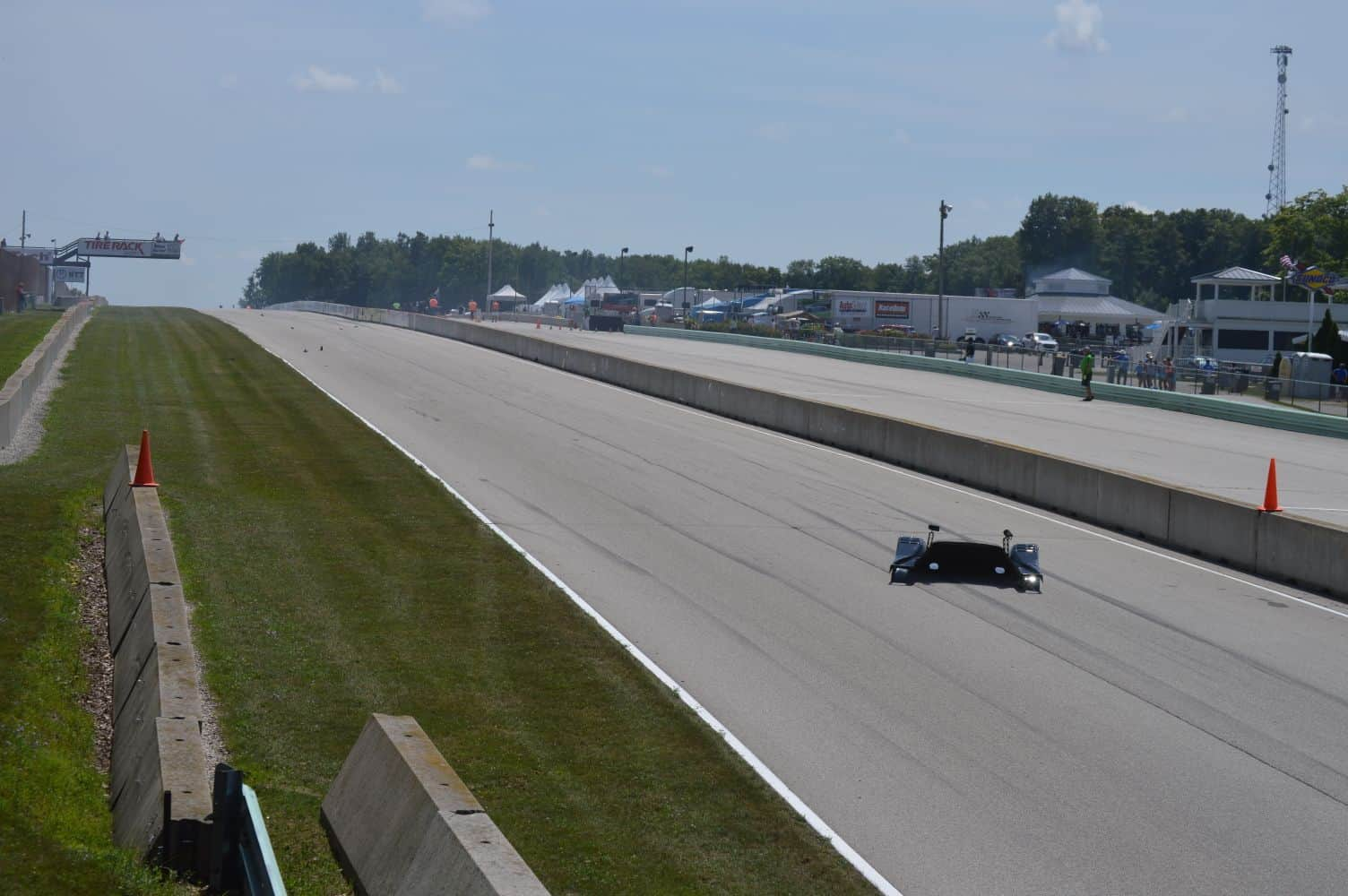 Shadow, Terrible Shadow crash at Road America, ClassicCars.com Journal