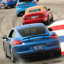 Corvette track offers entry class to performance driving