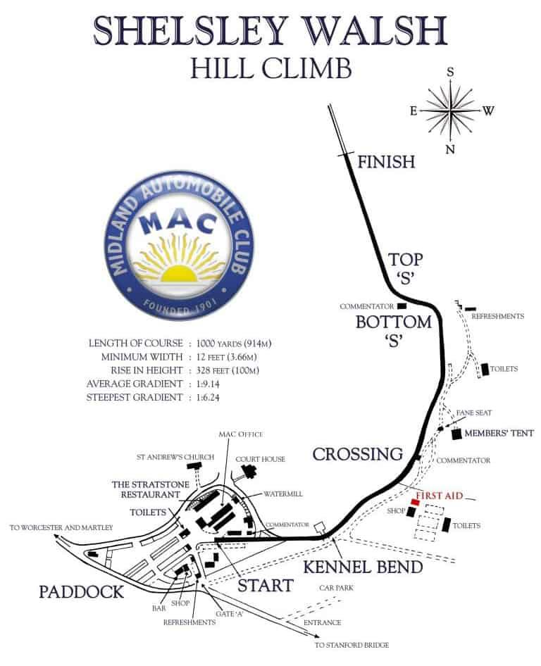 Shelsley Walsh, Shelsley Walsh resumes British hill climb racing, ClassicCars.com Journal