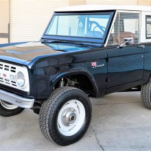 Video of the Day: Jay Leno's Shelby GT500-powered Bronco II