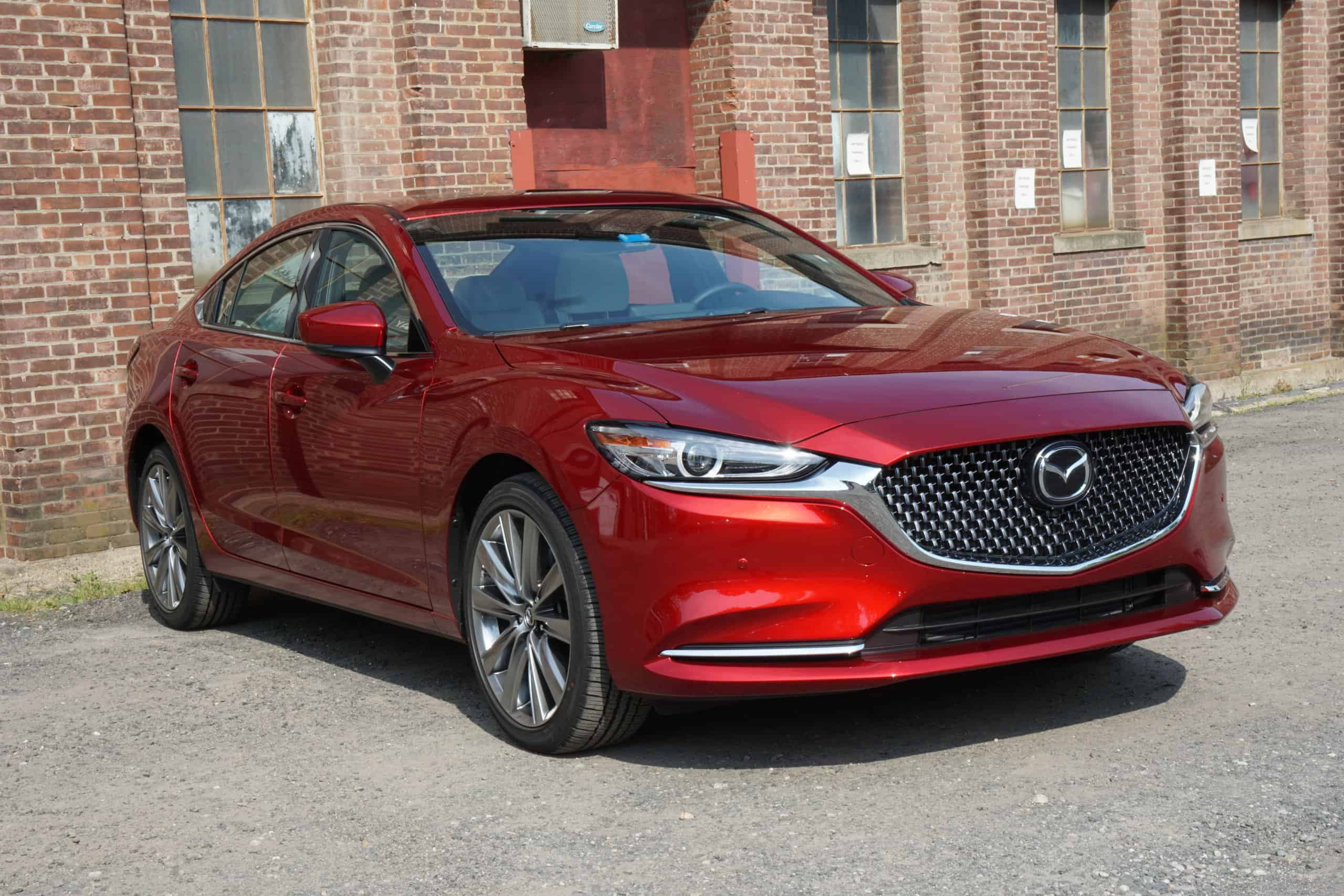 Driven 2020 Mazda 6 Is A Roomy And Sporty Sedan