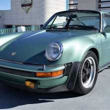 Pick of the Day: 1978 Porsche 930 Turbo in a rare color combination