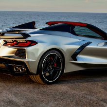 Chevy will hold pricing of 2021 C8 Corvette at '20 figures