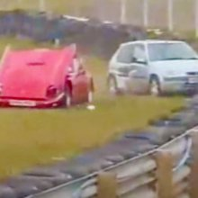 Video of the Day: When track days go wrong