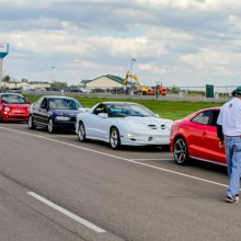 Track Days: Don't get in over your head