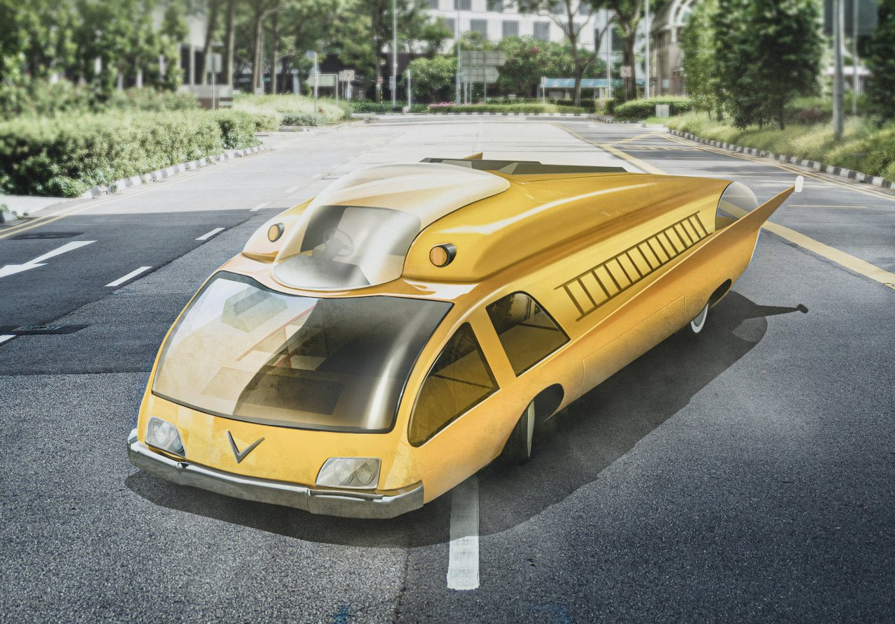 Budget Direct, Visions of an automotive future that hasn't come to fruition, ClassicCars.com Journal