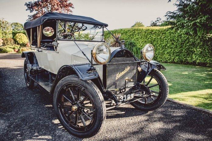 1915 Hupmobile