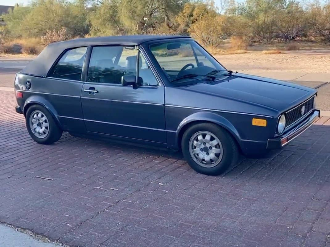 1985-VW-Cabriolet