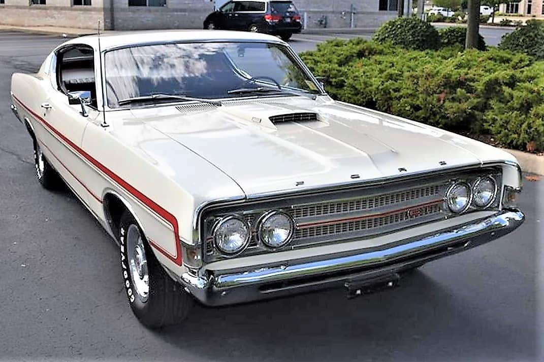 Pick Of The Day 1969 Ford Torino Gt Originality In Its Purest Form