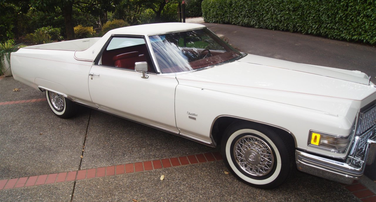 Cadillac, Pick of the Day: Cadillac coupe turned into pickup truck, ClassicCars.com Journal