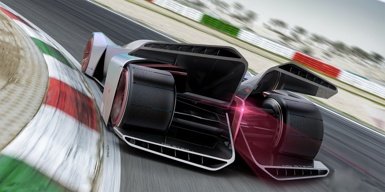 Fordzilla, Is this the next Ford GT? Team Fordzilla P1 unveils virtual concept car, ClassicCars.com Journal