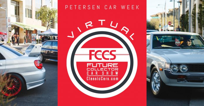 Virtual Future Collector Car Show