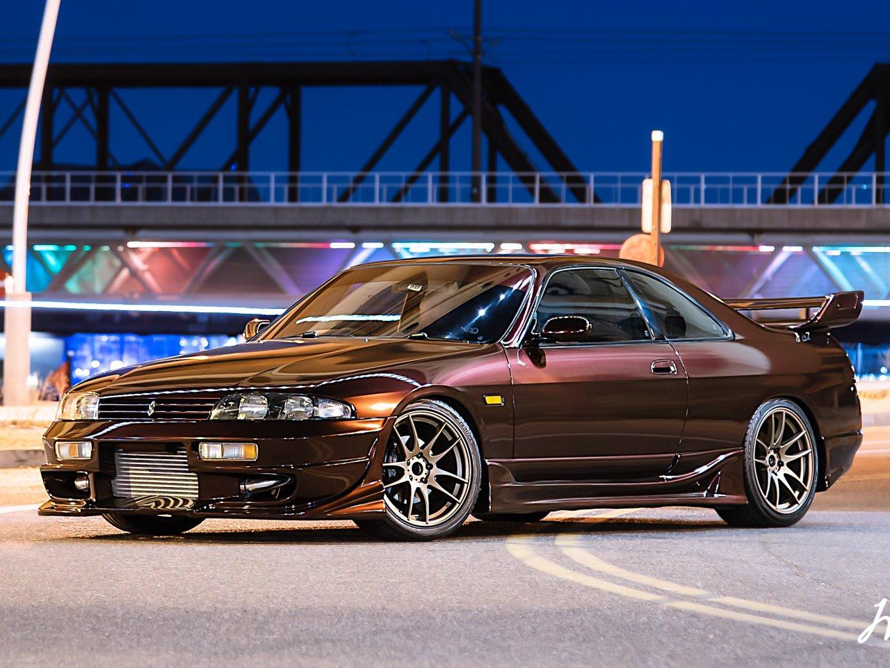 1993 Nissan Skyline R33 GTST