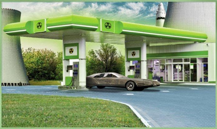 Nuclear car