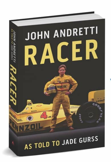 Andretti, Bookshelf: The book I hoped I'd never have to read, ClassicCars.com Journal