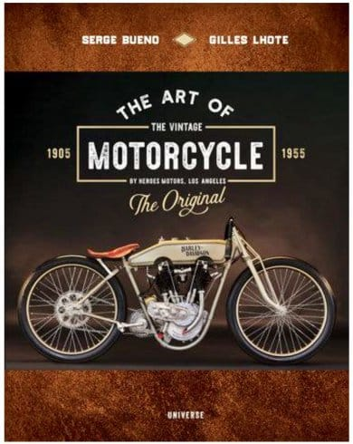 Vintage motorcycles, Bookshelf: The art and beauty of the vintage motorcycle, ClassicCars.com Journal