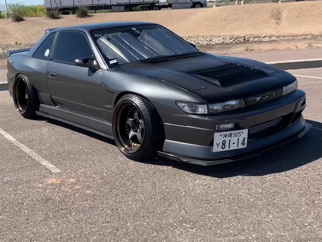 1993 Nissan Silvia Spirit Rei