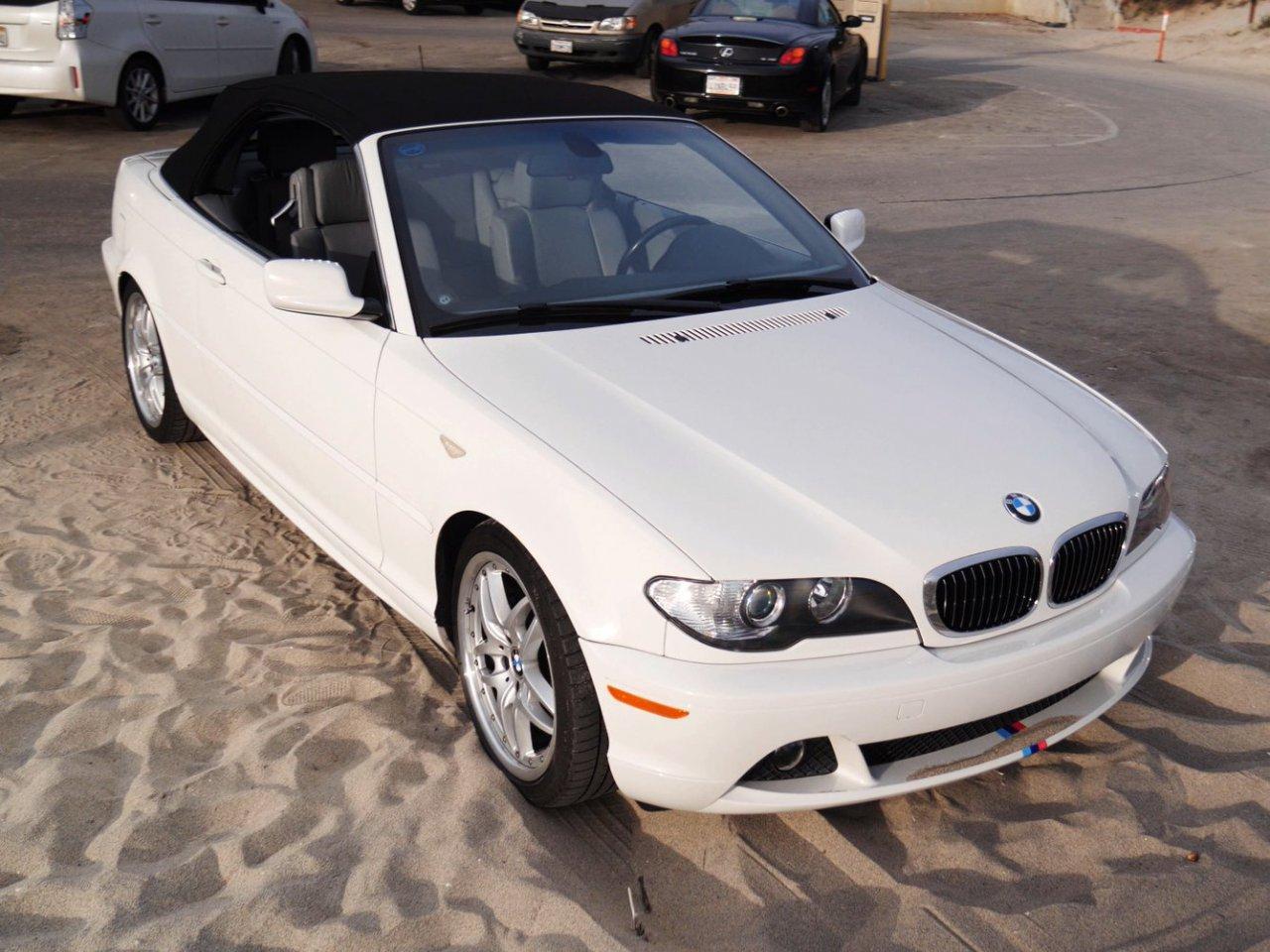 2004 BMW E46 330 Convertible