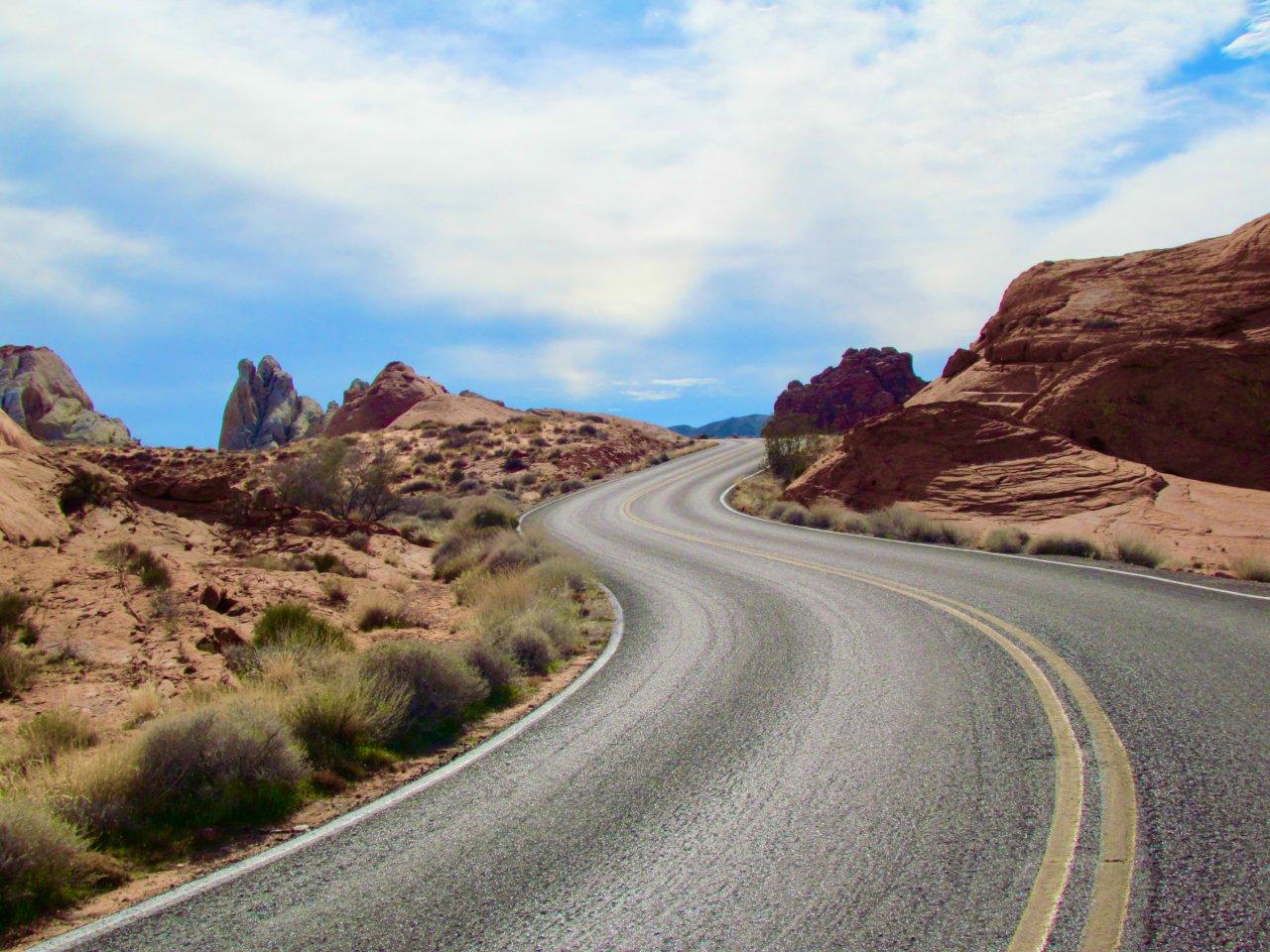 roads, Leaving Las Vegas for a delightful drive, ClassicCars.com Journal
