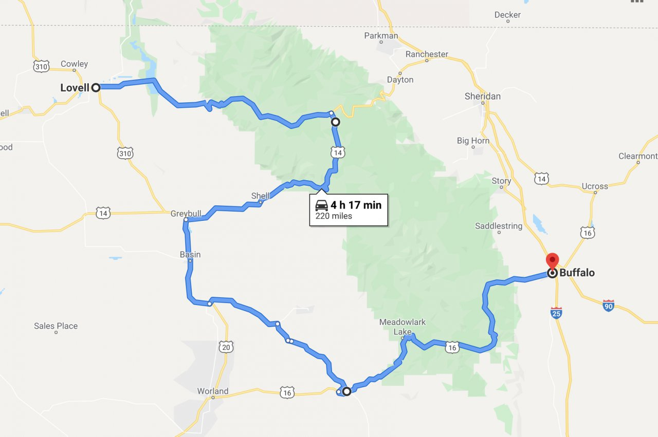 roads, Wyoming wander and wonder, ClassicCars.com Journal