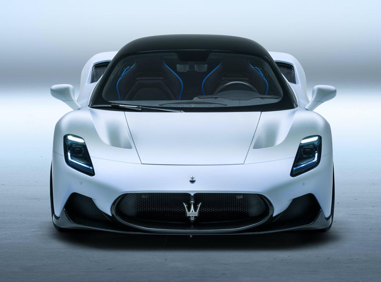 MC20, Maserati's new MC20 features 630-horsepower twin-turbo V6, ClassicCars.com Journal