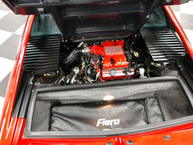 Fiero, The final Fiero to be auctioned by GAA Classic Cars, ClassicCars.com Journal