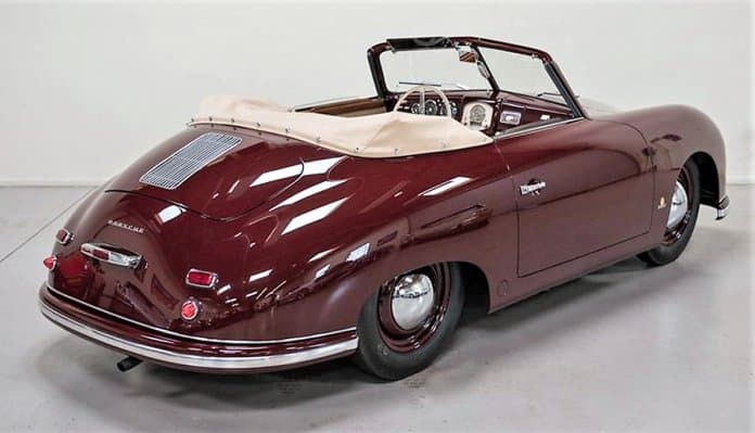 porsche, Porsche marks 70 years since the first 356 sports cars arrived in the US, ClassicCars.com Journal