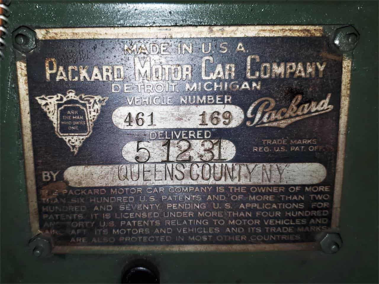 Packard, Pick of the Day: 1931 Packard 833 phaeton ready to drive, ClassicCars.com Journal