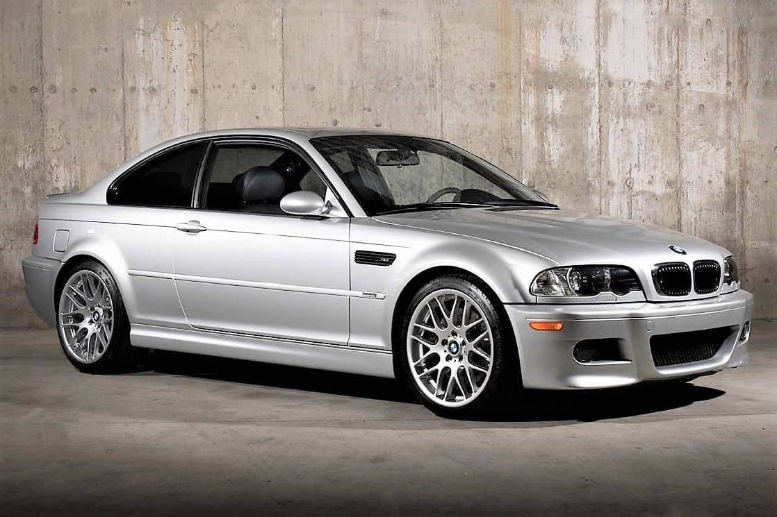 Pick Of The Day 2006 Bmw M3 With Zcp Competition Package