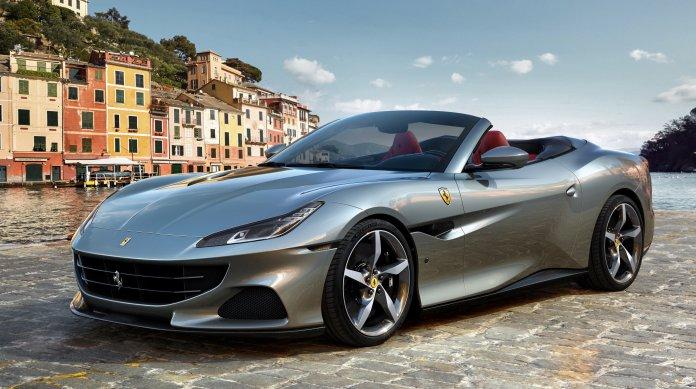 Ferrari Portifino M