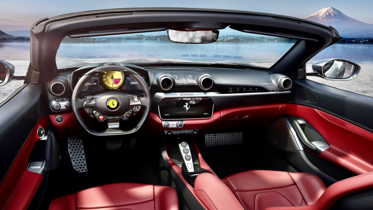 Portifino M, Ferrari does its first online vehicle launch, ClassicCars.com Journal