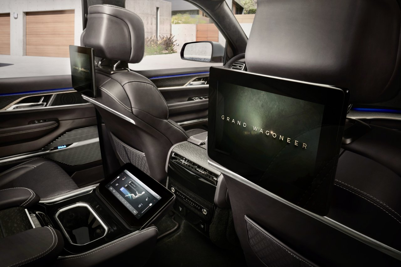Grand Wagoneer, Classic reborn: Jeep unveils Grand Wagoneer concept vehicle, ClassicCars.com Journal