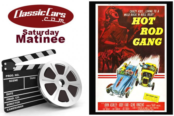 Saturday Matinee: Hot Rod Gang (1958)