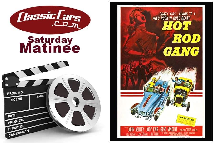 Saturday Matinee: Hot Rod Gang (1958)