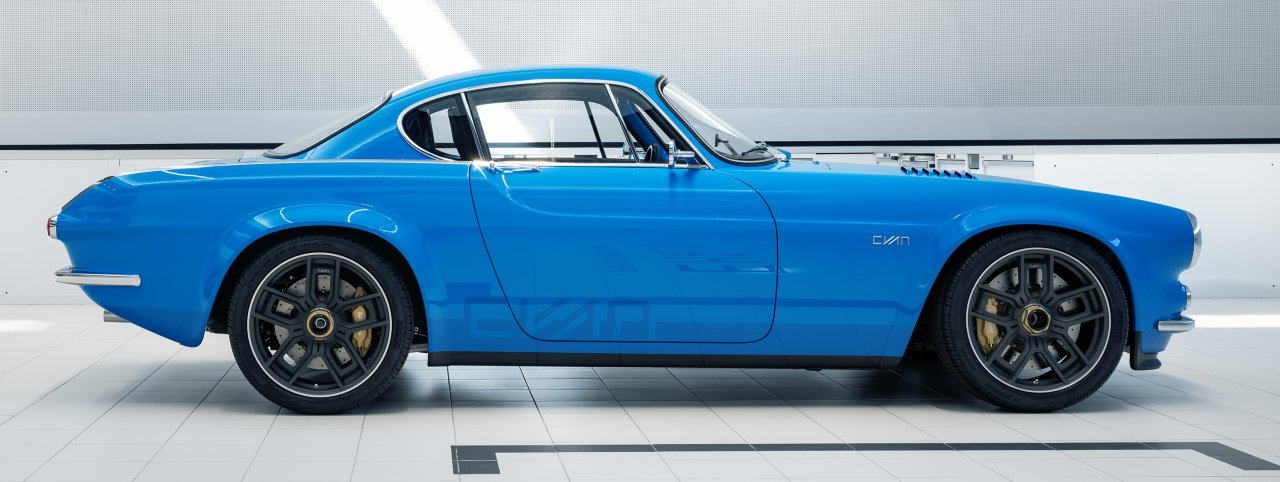 Volvo P1800, P1800 reborn in carbon, steel and 420 horsepower, ClassicCars.com Journal