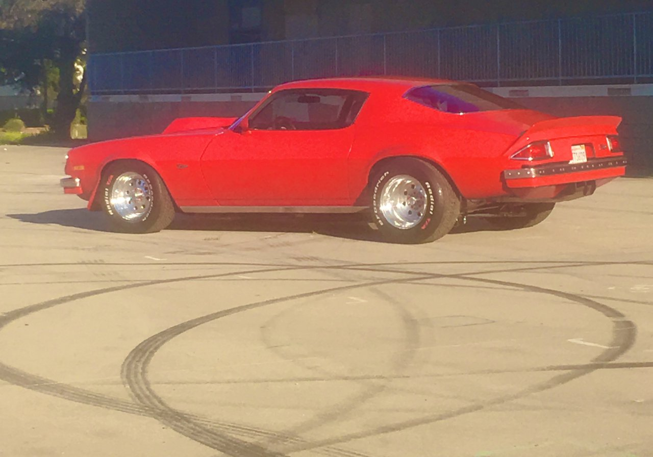 My Classic Car, My Classic Car: '74 Camaro Z28 became a mother-son project, ClassicCars.com Journal