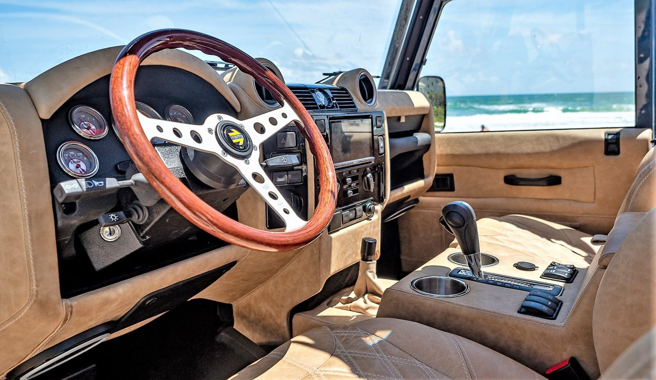 rover, Land Rover D90 transformed into high-performance beach cruiser, ClassicCars.com Journal