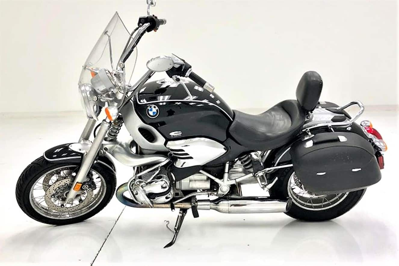 Pick Of The Day 1998 Bmw R1200c A Cruiser Bike With A Difference