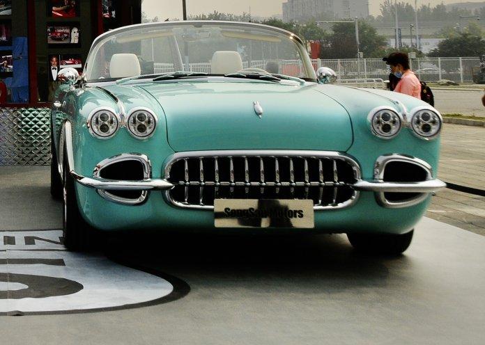 Corvette clone