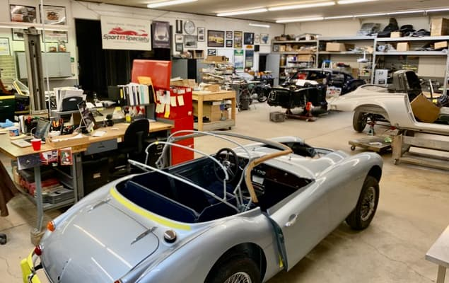 restoration, How to pick the right restoration shop for your project, ClassicCars.com Journal