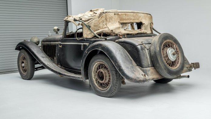 1935 Mercedes-Benz