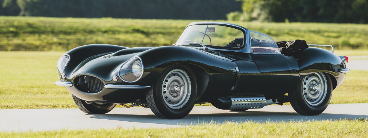 1957 XKSS Jaguar continuation car