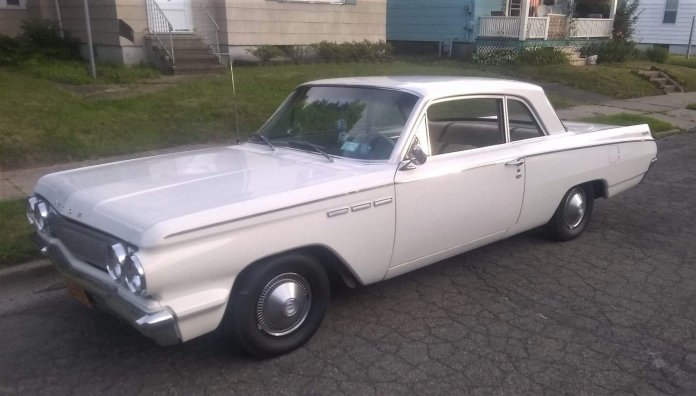 1963 Buick Special my classic car