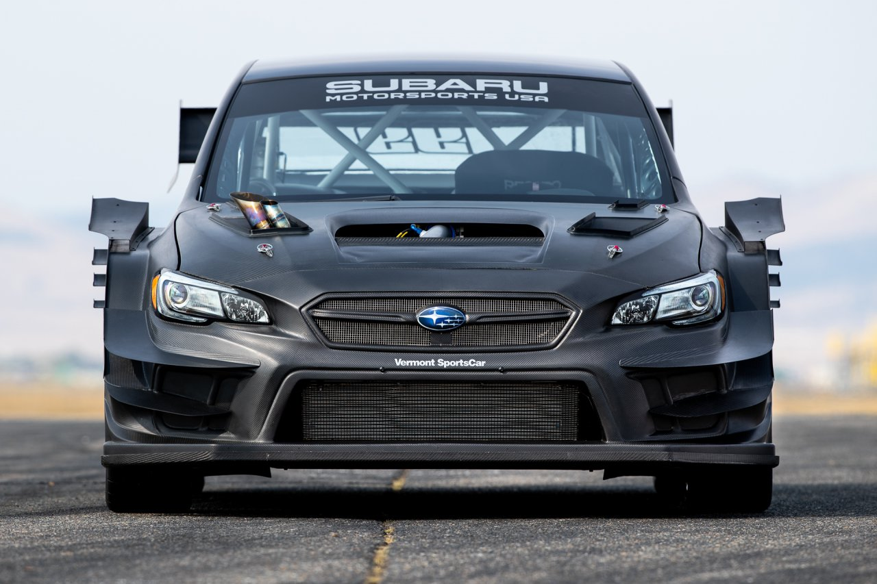 Gymkhana, Gymkhana unveiled: Subaru's wildest WRX STI, ClassicCars.com Journal